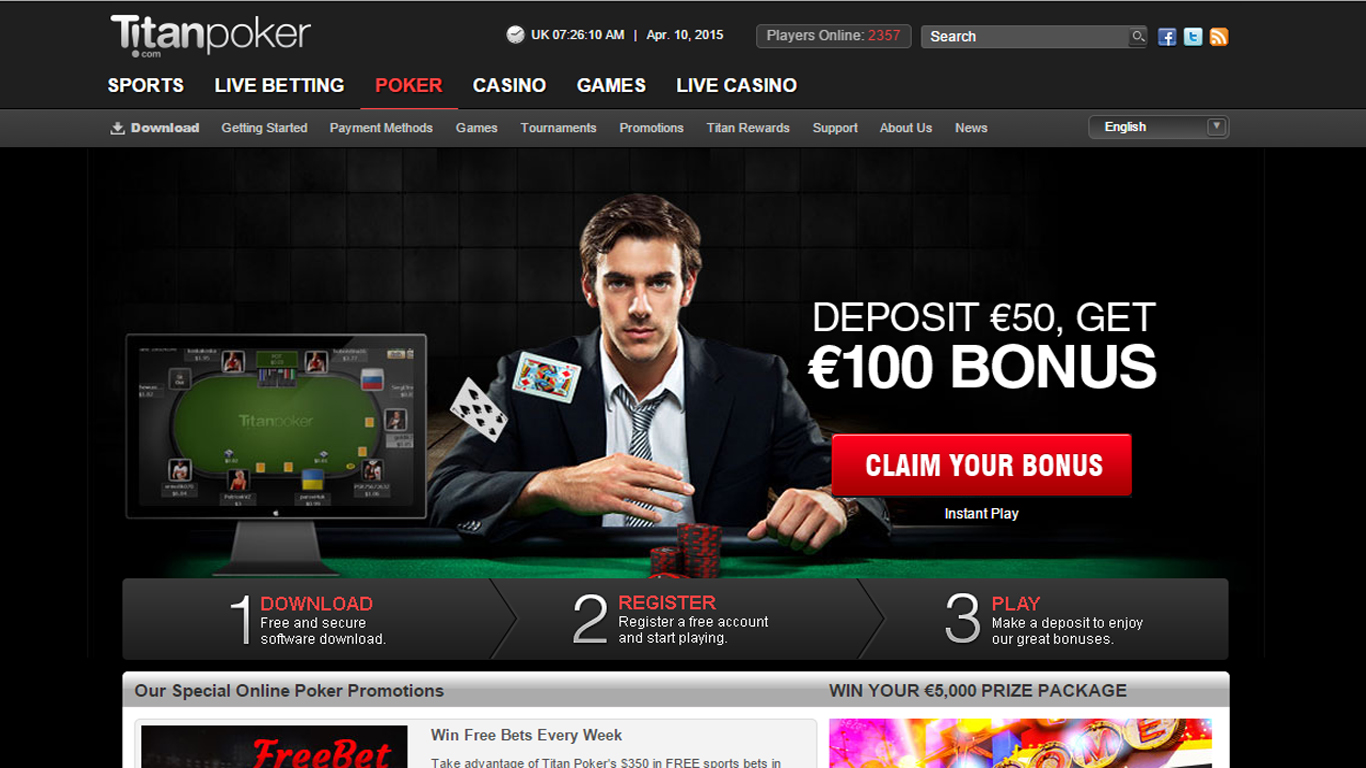 The-casino-guide titanpoker tilt onlinebets tournament-online casino