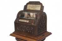 It was possible to cheat plying slots even in the 19th century