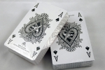 The change of the card deck helps a casino to defend from swindlers
