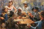 Poker in the Wild West