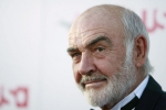 Lucky number 17 for Sean Connery